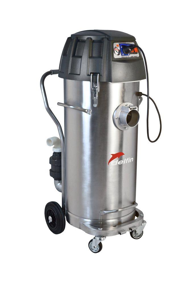 aspirateur industriel liquide a pompe refoulante mistral 820wd pompe. Black Bedroom Furniture Sets. Home Design Ideas