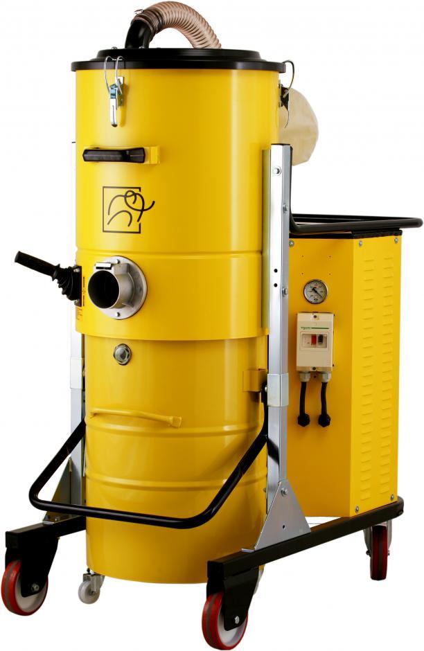 aspirateur industriel triphase 4kw ts400. Black Bedroom Furniture Sets. Home Design Ideas