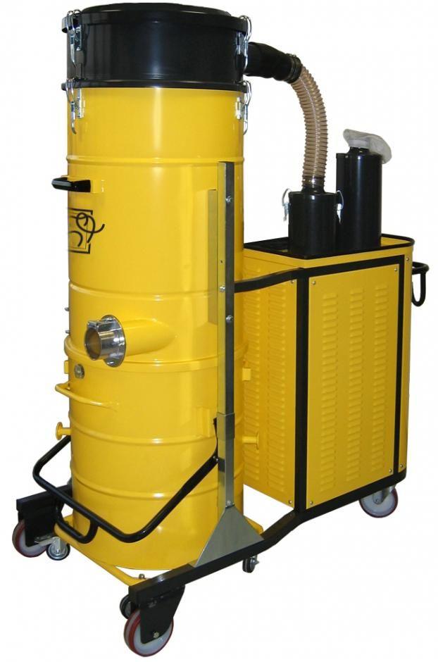 aspirateur industriel triphase ts751pn avec decolmatage des filtres automatiq. Black Bedroom Furniture Sets. Home Design Ideas